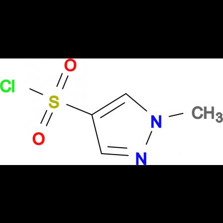 1-Methyl-1H-pyrazole-4-sulfonyl chloride