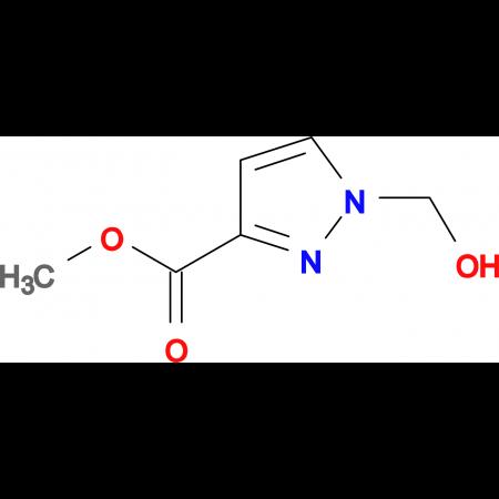1-Hydroxymethyl-1H-pyrazole-3-carboxylic acidmethyl ester