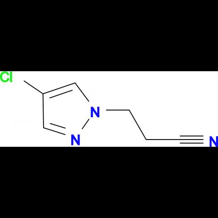 3-(4-Chloro-pyrazol-1-yl)-propionitrile