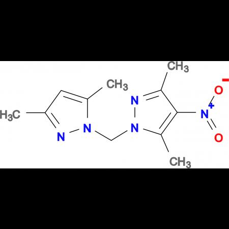 1-(3,5-Dimethyl-pyrazol-1-ylmethyl)-3,5-dimethyl-4-nitro-1H-pyrazole