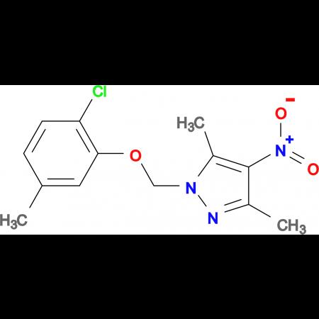 1-(2-Chloro-5-methyl-phenoxymethyl)-3,5-dimethyl-4-nitro-1H-pyrazole