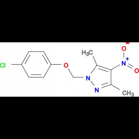 1-(4-Chloro-phenoxymethyl)-3,5-dimethyl-4-nitro-1H-pyrazole