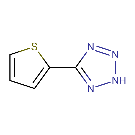 5-Thiophen-2-yl-2H-tetrazole