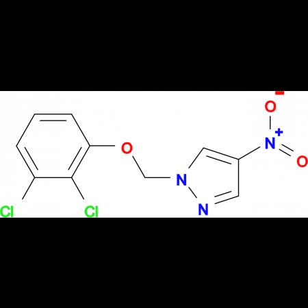 1-(2,3-Dichloro-phenoxymethyl)-4-nitro-1H-pyrazole