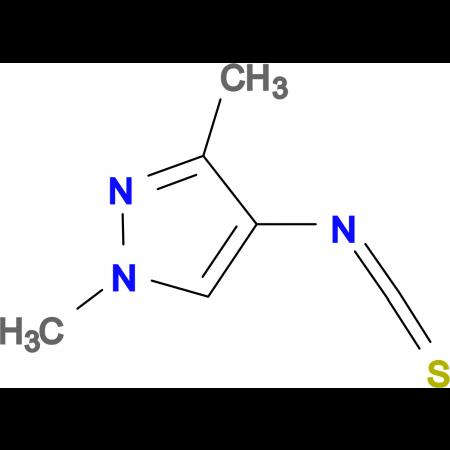 4-Isothiocyanato-1,3-dimethyl-1H-pyrazole
