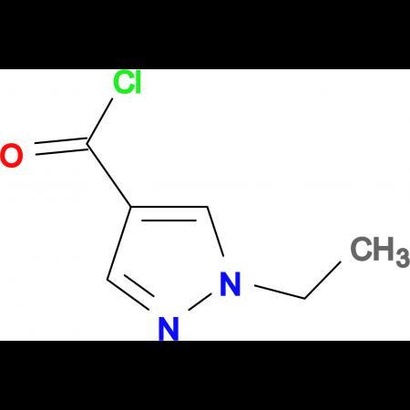 1-Ethyl-1H-pyrazole-4-carbonyl chloride