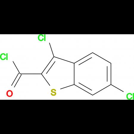 3,6-Dichloro-benzo[b]thiophene-2-carbonylchloride