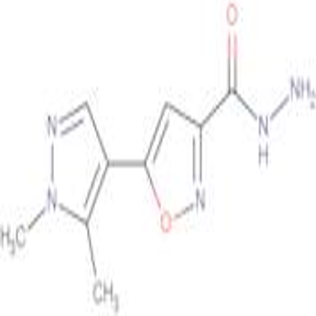 5-(1,5-Dimethyl-1 H -pyrazol-4-yl)-isoxazole-3-carboxylic acid hydrazide