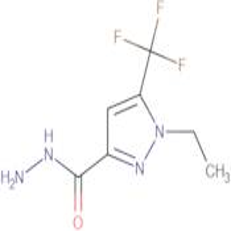1-Ethyl-5-trifluoromethyl-1 H -pyrazole-3-carboxylic acid hydrazide