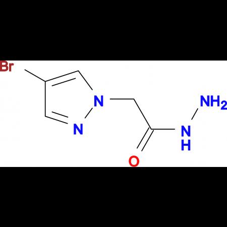 (4-Bromo-pyrazol-1-yl)-acetic acid hydrazide