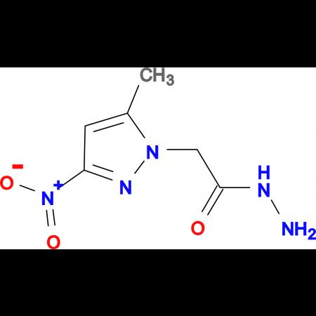 (5-Methyl-3-nitro-pyrazol-1-yl)-acetic acid hydrazide