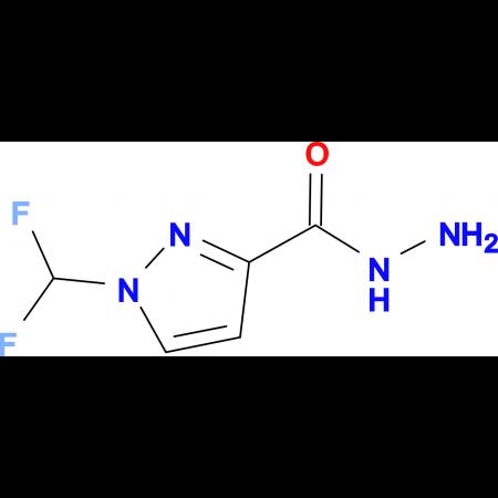 1-(Difluoromethyl)-1H-pyrazole-3-carbohydrazide