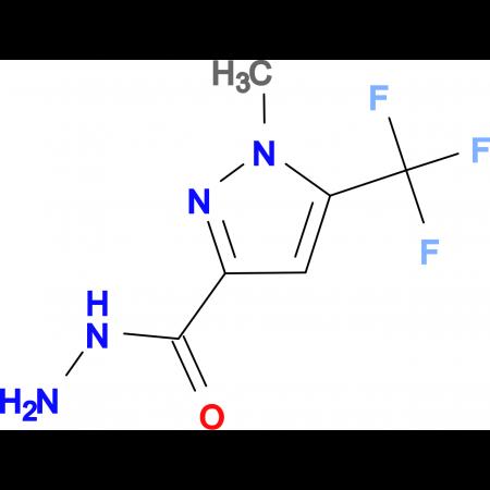 1-Methyl-5-trifluoromethyl-1 H -pyrazole-3-carboxylic acid hydrazide