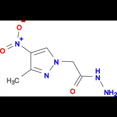 (3-Methyl-4-nitro-1H-pyrazol-1-yl)acetic acid hydrazide