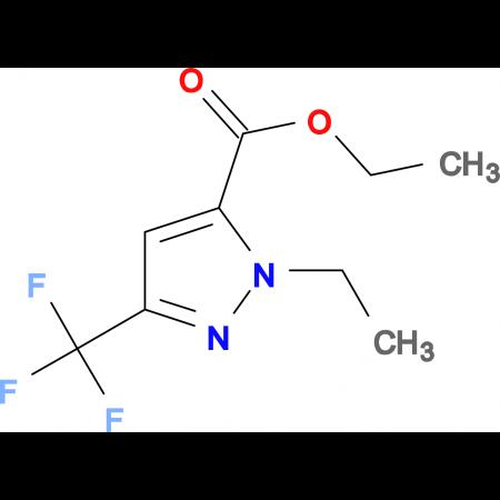 2-Ethyl-5-trifluoromethyl-2 H -pyrazole-3-carboxylic acid ethyl ester