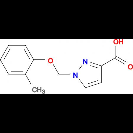 1- o -Tolyloxymethyl-1 H -pyrazole-3-carboxylic acid