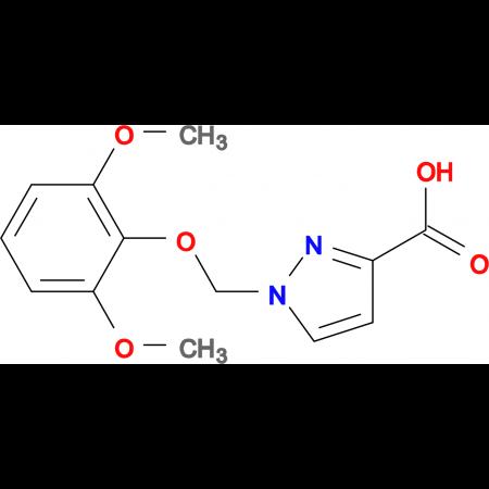 1-(2,6-Dimethoxy-phenoxymethyl)-1 H -pyrazole-3-carboxylic acid