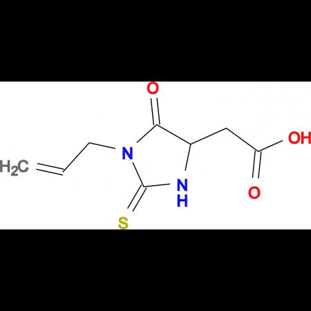 (1-Allyl-5-oxo-2-thioxo-imidazolidin-4-yl)-acetic acid