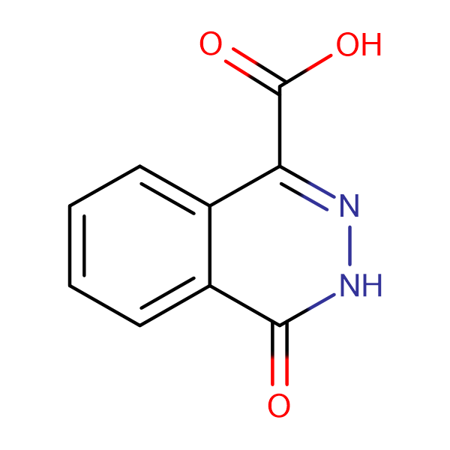 4-Oxo-3,4-dihydro-phthalazine-1-carboxylic acid