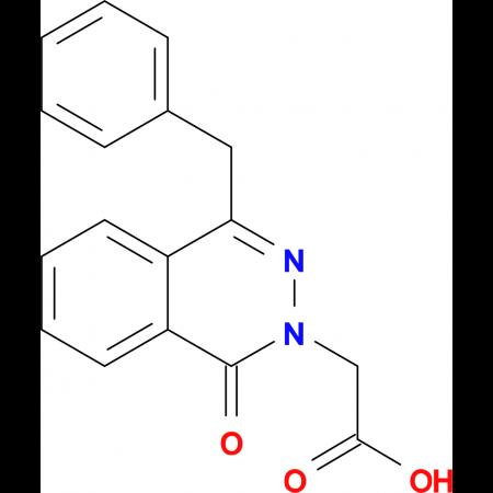 (4-Benzyl-1-oxo-1 H -phthalazin-2-yl)-acetic acid