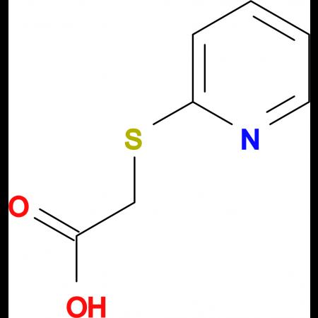 (Pyridin-2-ylsulfanyl)-acetic acid