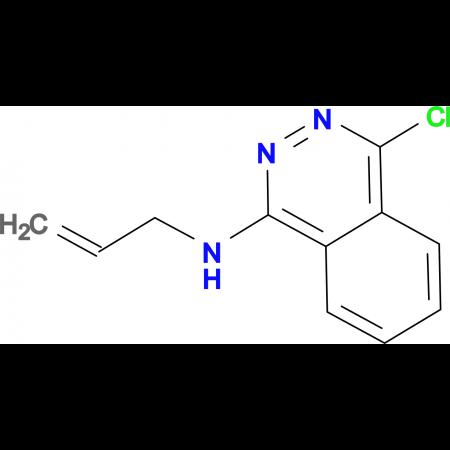 Allyl-(4-chloro-phthalazin-1-yl)-amine