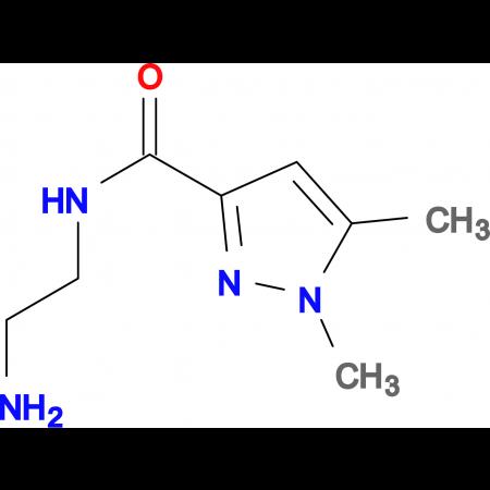 1,5-Dimethyl-1 H -pyrazole-3-carboxylic acid (2-amino-ethyl)-amide