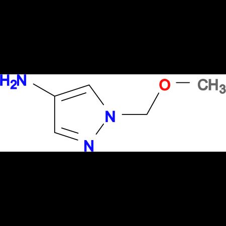 1-Methoxymethyl-1 H -pyrazol-4-ylamine