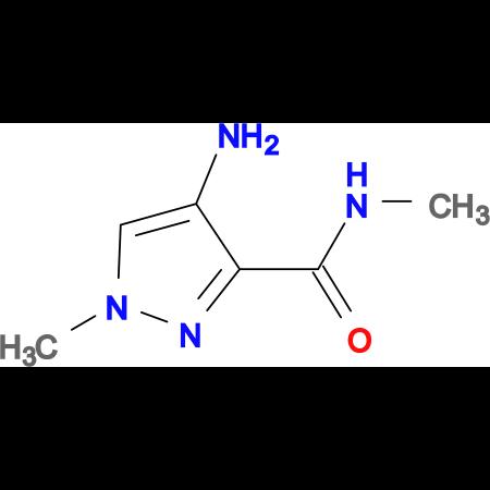 4-Amino-1-methyl-1 H -pyrazole-3-carboxylic acid methylamide
