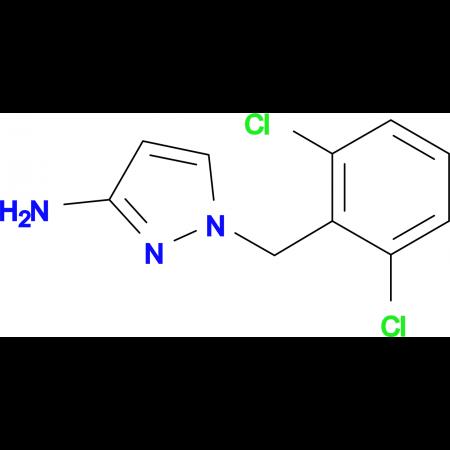 1-(2,6-Dichloro-benzyl)-1 H -pyrazol-3-ylamine