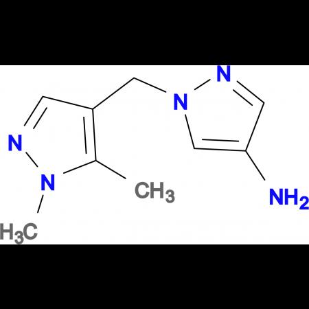 1-(1,5-Dimethyl-1 H -pyrazol-4-ylmethyl)-1 H -pyrazol-4-ylamine
