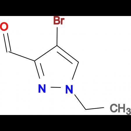 4-Bromo-1-ethyl-1 H -pyrazole-3-carbaldehyde
