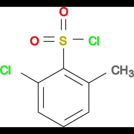 2-Chloro-6-methylbenzenesulfonyl chloride