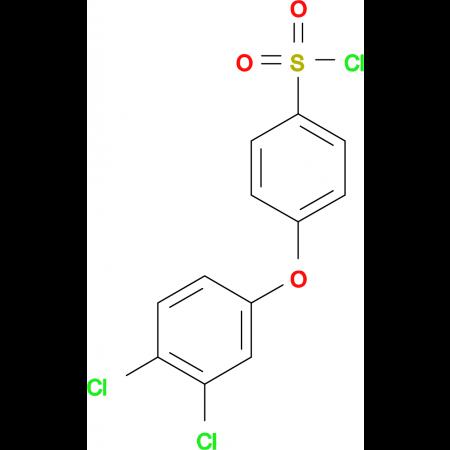 4-(3,4-Dichlorophenoxy)benzenesulfonyl chloride