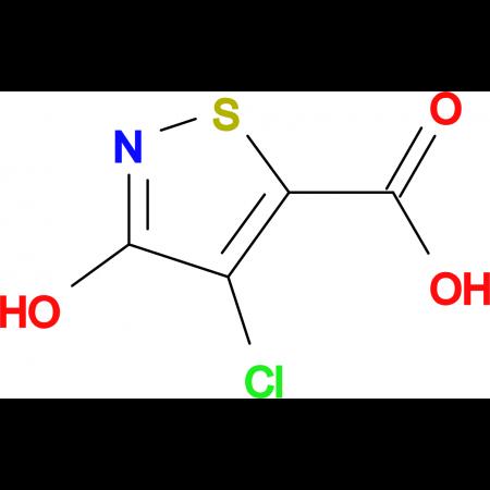 4-Chloro-3-hydroxyisothiazole-5-carboxylic acid