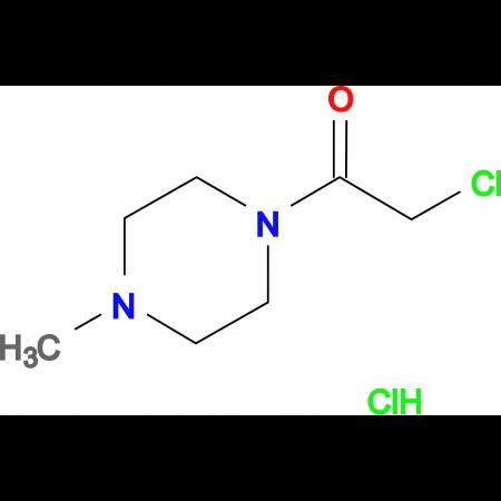 1-(2-Chloroacetyl)-4-methyl-piperazine hydrochloride