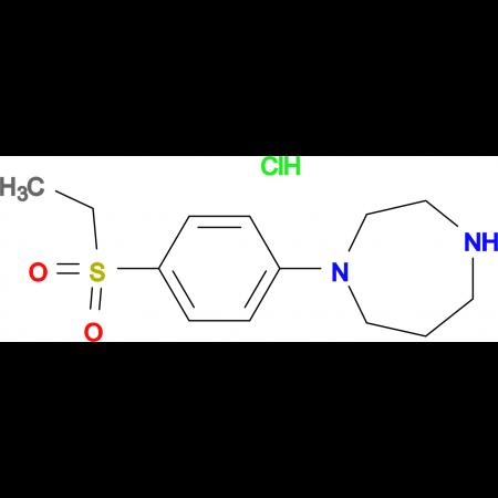 1-[4-(Ethylsulfonyl)phenyl]homopiperazinehydrochloride