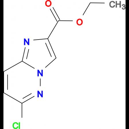 Ethyl 6-Chloroimidazo[1,2-b]pyridazine-2-carboxylate