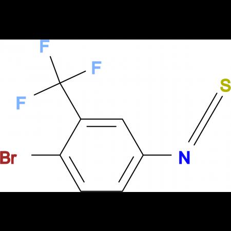 4-Bromo-3-trifluoromethylphenylisothiocyanate