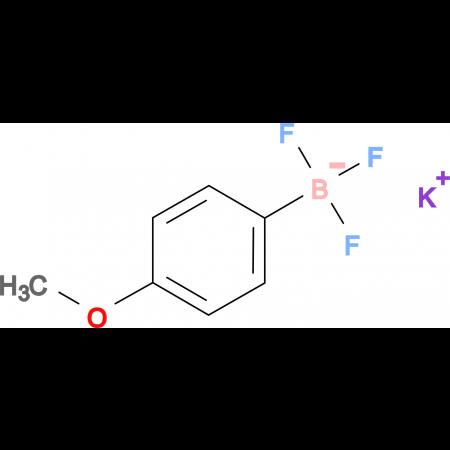 Potassium 4-methoxyphenyltrifluoroborate