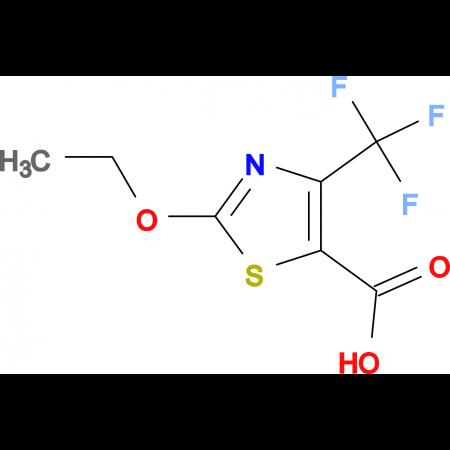 2-Ethoxy-4-(trifluoromethyl)-1,3-thiazole-5-carboxylic acid