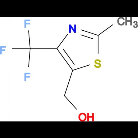 5-Hydroxymethyl-2-methyl-4-(trifluoromethyl)-1,3-thiazole