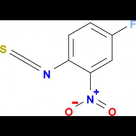 4-Fluoro-2-nitrophenylisothiocyanate