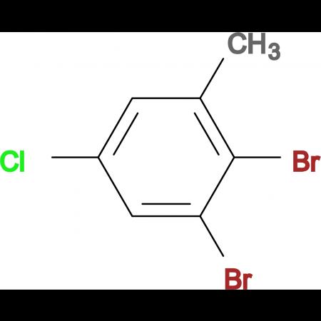 5-Chloro-2,3-dibromotoluene