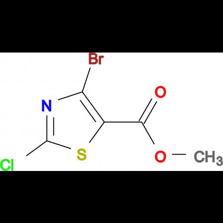 Methyl 4-bromo-2-chlorothiazole-5-carboxylate