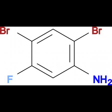 2,4-Dibromo-5-fluoroaniline