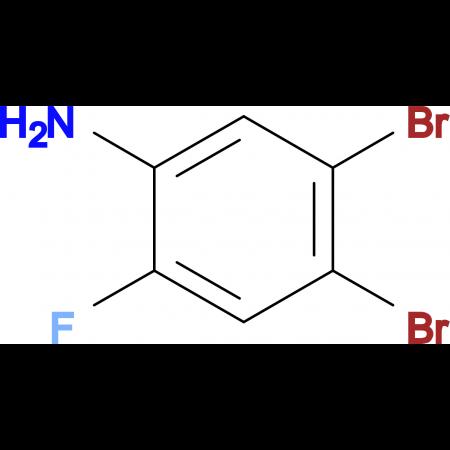 4,5-Dibromo-2-fluoroaniline