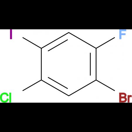 4-Bromo-2-chloro-5-fluoroiodobenzene