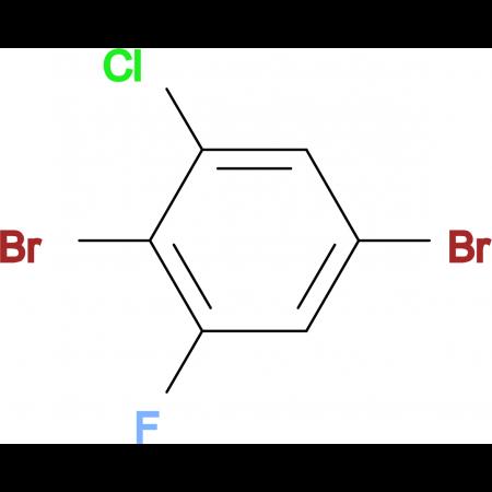 2,5-Dibromo-3-fluorochlorobenzene