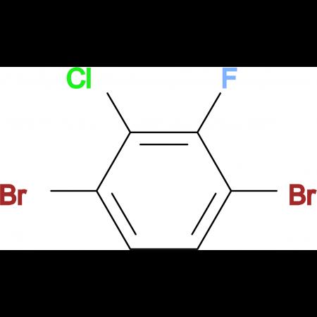 1,4-Dibromo-2-chloro-3-fluorobenzene